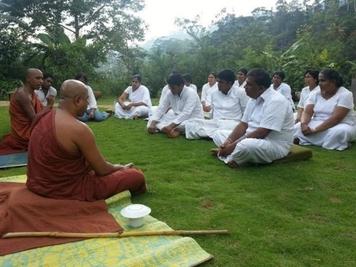 භාවනා වැඩසටහන් / Mediation retreat